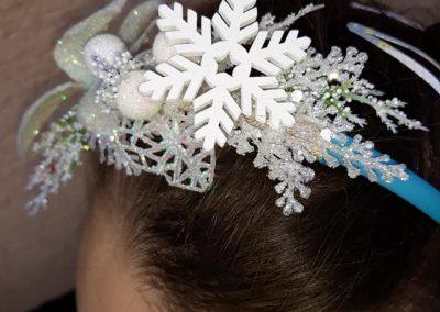 čelenka Frozen