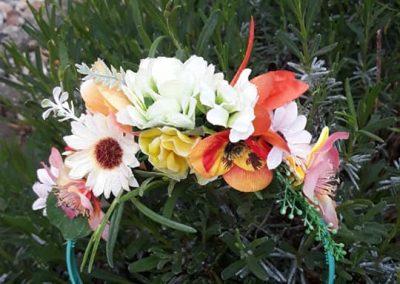 čelenka Kvetiny