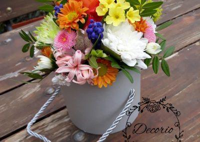 flowerbox Jar