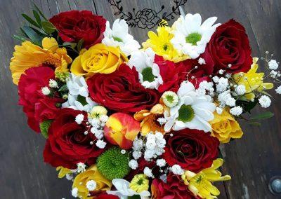 jarný flowerbox