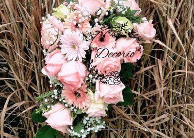 svadobna kytica Diana
